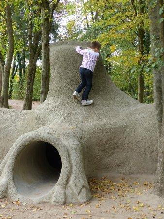 Mundenhof: aire de jeux