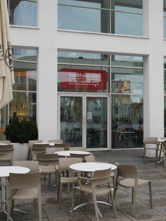 Stadthaus: Cafe & Restaurant