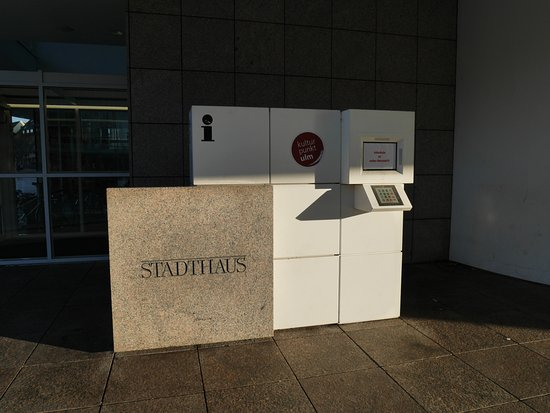 Stadthaus: Information Point