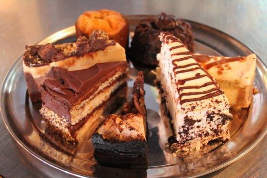 Sainte-Therese, Canada: Desserts