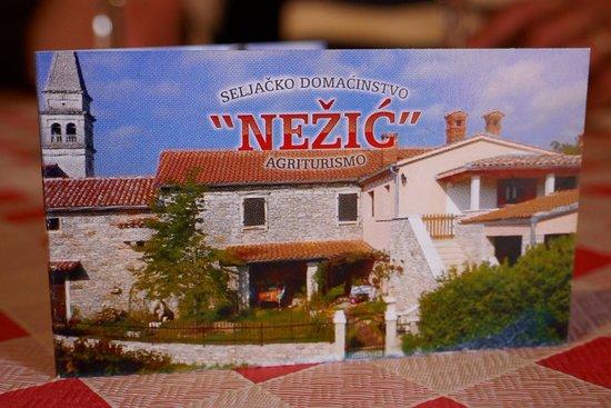 Oprtalj, Croacia: Agroturizam Nezic vermietet auch Appartments