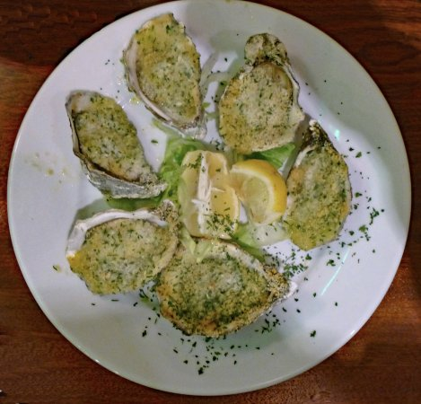 Paddy Foley's Restaurant & Bar : Oysters at Foley's