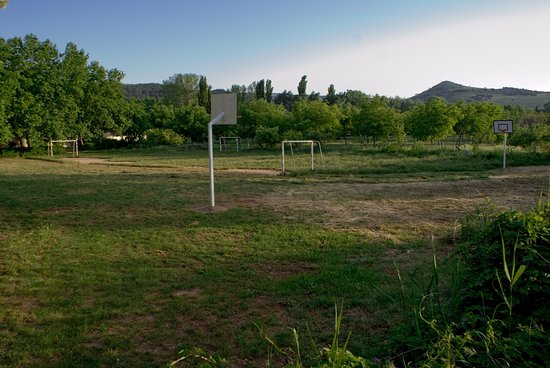 Alcaraz, Hiszpania: Campo de fútbol
