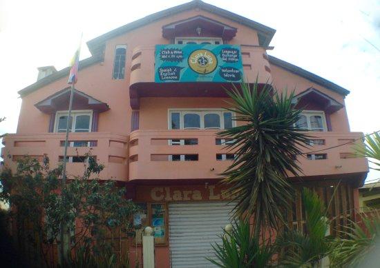 Puerto Lopez, Ecuador: Clara Luna <3