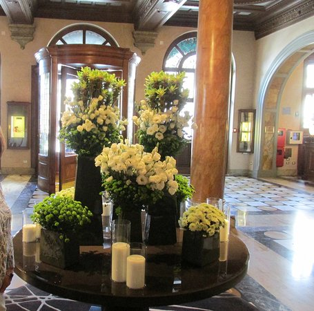 The Westin Excelsior Florence: Lobby