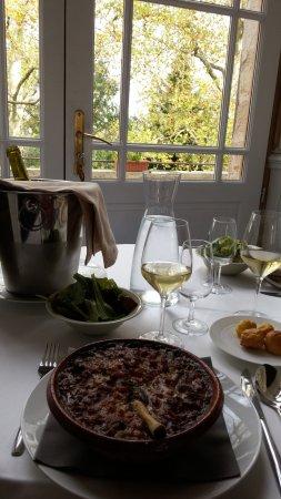 Repas Picture Of La Table D Auberjon La Pomarede Tripadvisor
