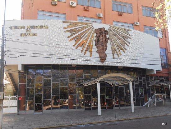 Teatro Municipal Paschoal Carlos Magno: Centro Municipal de Cultura de Novo Hambrugo