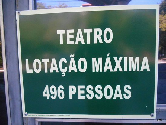 Teatro Municipal Paschoal Carlos Magno: Centro Municipal de Cultura: teatro