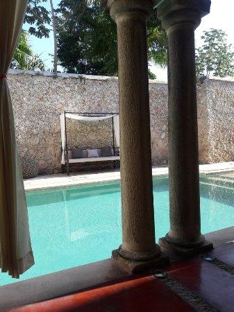 Hotel Hacienda Merida: 20170310_073246_large.jpg