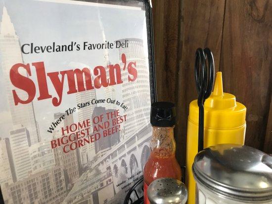 Slyman's Deli: photo2.jpg