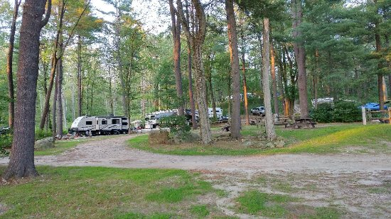 Sunsetview Campground Monson Mass