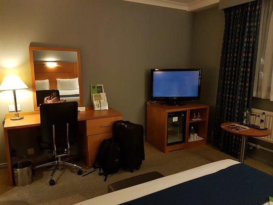 Holiday Inn London Bloomsbury: 20171102_184740_large.jpg