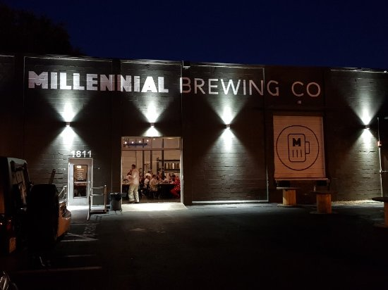 ‪Millennial Brewing  Company‬