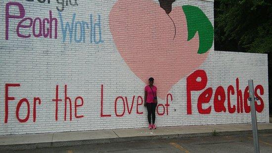 Georgia Peach World: Peachy Keen