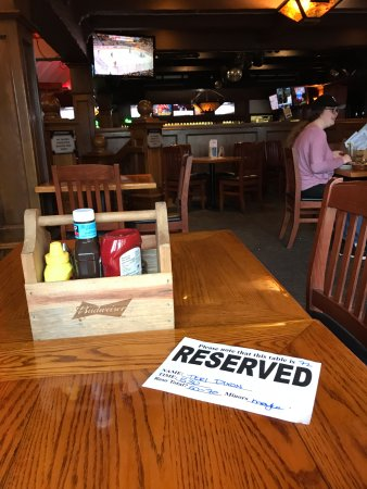 Reserved, thank you very much! Cat & Fiddle Pub 1979 Brown St, Port Coquitlam, British Columbia