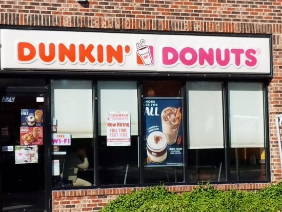 Williston Park, Νέα Υόρκη: Great neighborhood Dunkin Donuts!