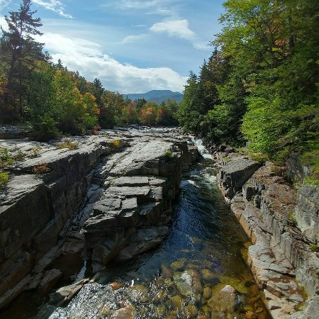 Albany, NH: Rocky Gorge