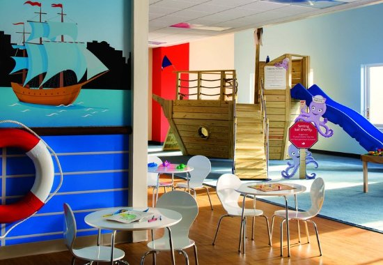 Marriott's BeachPlace Towers: Children's Activity Center