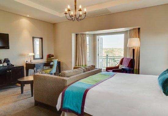 Magaliesburg, Sudáfrica: Luxury King Guest Room