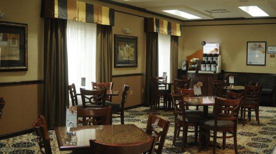 Sedalia, Missouri: Guest Dining Lounge