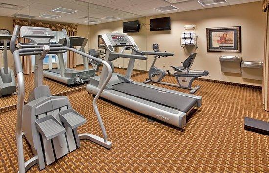 Sedalia, Missouri: Fitness Center