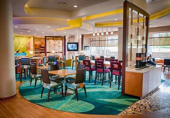 North Canton, Οχάιο: Lobby Sitting Area