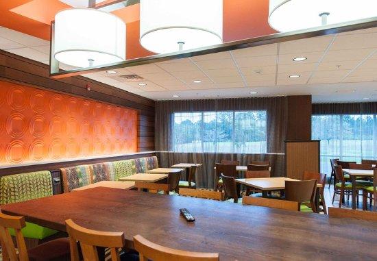 Enterprise, AL: Dining Area