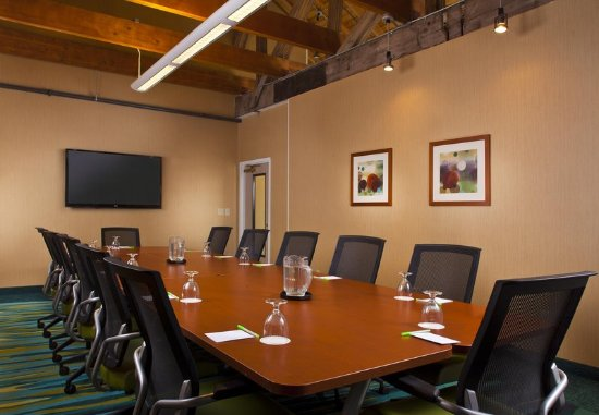 SpringHill Suites New Orleans Downtown/Convention Center: Boardroom