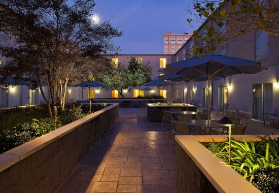SpringHill Suites New Orleans Downtown/Convention Center : Patio