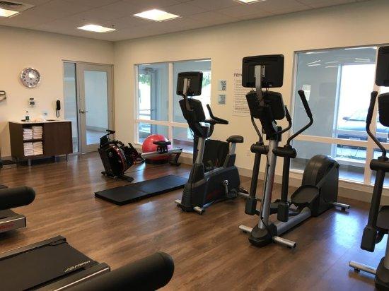 Rice Lake, Висконсин: Fitness Center