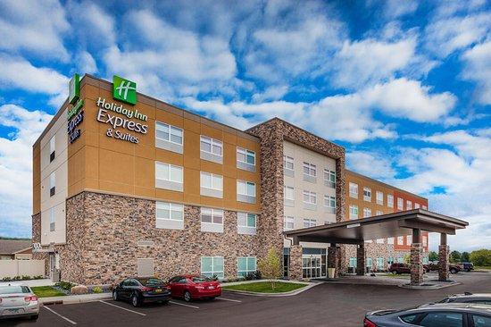 Rice Lake, Висконсин: Hotel Exterior