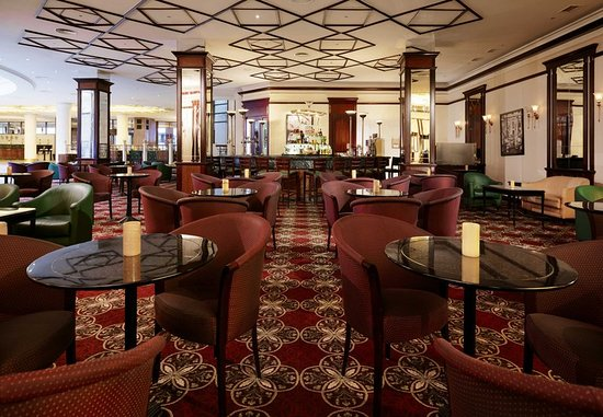 Moscow Marriott Grand Hotel: Lobby Bar