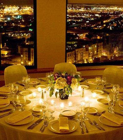 Oakland Marriott City Center: Skyline Ballroom - Reception