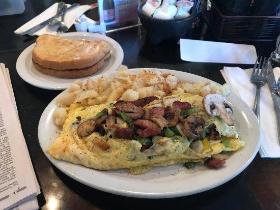 Rj S Cafe In Dana Point Menu