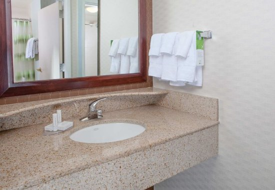 springhill suites by marriott norfolk virginia beach suite bathroom vanity - Bathroom Cabinets Virginia Beach
