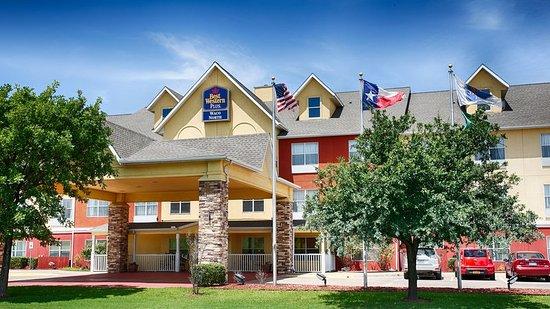 Bellmead, TX: Hotel Exterior