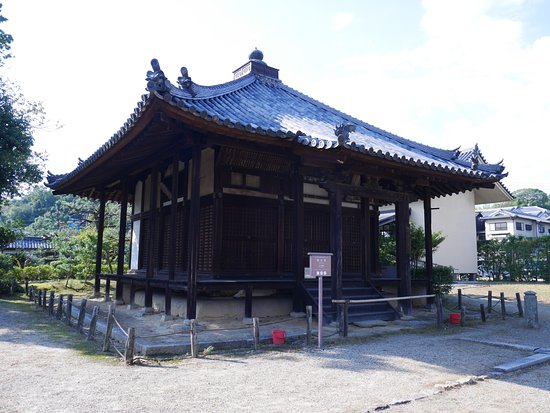 Hokiji Temple : 聖天堂