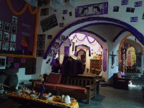 Casa Fuerte Indio Fernandez