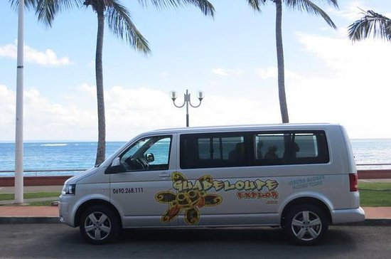 Guadeloupe Private Full-Day Tour