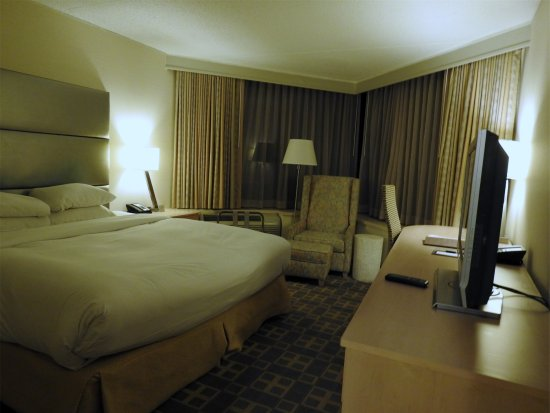 Doubletree by Hilton Philadelphia Center City: The room