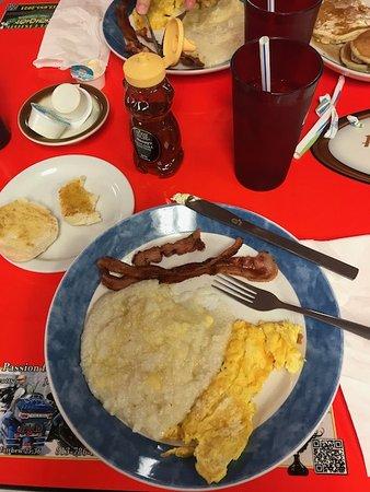 Seffner, FL: the meal we split