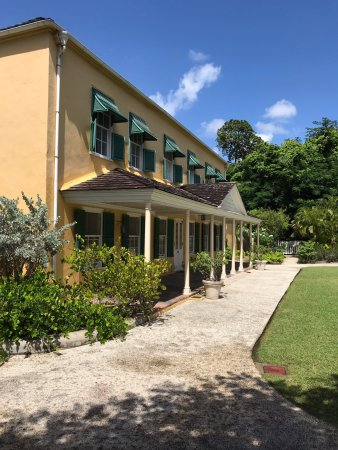 Garrison, Barbados: Front