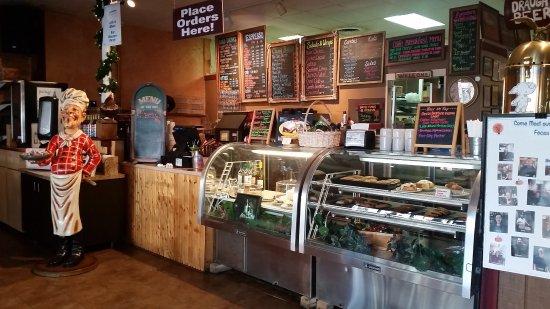 Woodstock, VA: order area