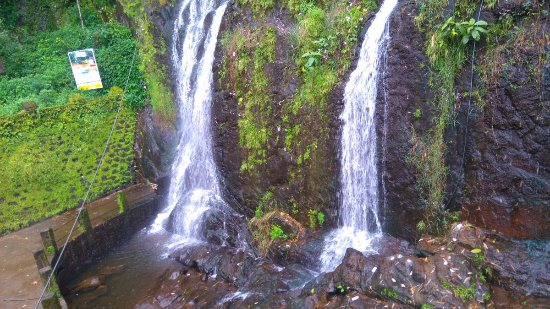 Valanjamkanam Water Falls