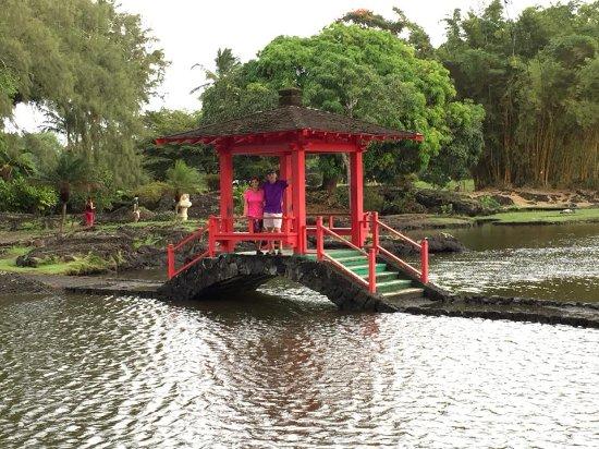Keaau, HI: Liliuokalani Garden
