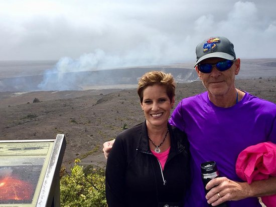 Кио, Гавайи: Hawaii Volcanoes National Park