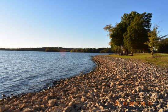 Hermitage, TN: On Percy Priest Lake