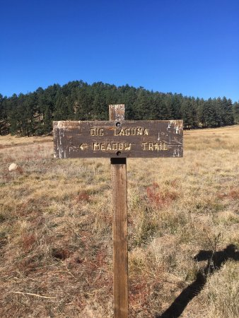 Mount Laguna, Californie : Mlt