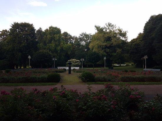 Kurpark: Parkanlage