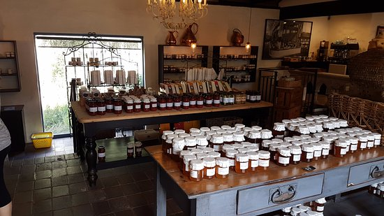 Little Hand-Stirred Jam Shop